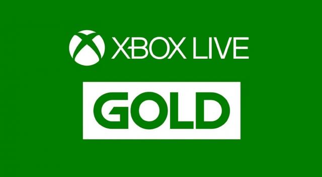 گیفت کارت گلد لایو ایکس باکس Xbox Live Gold Gift Card